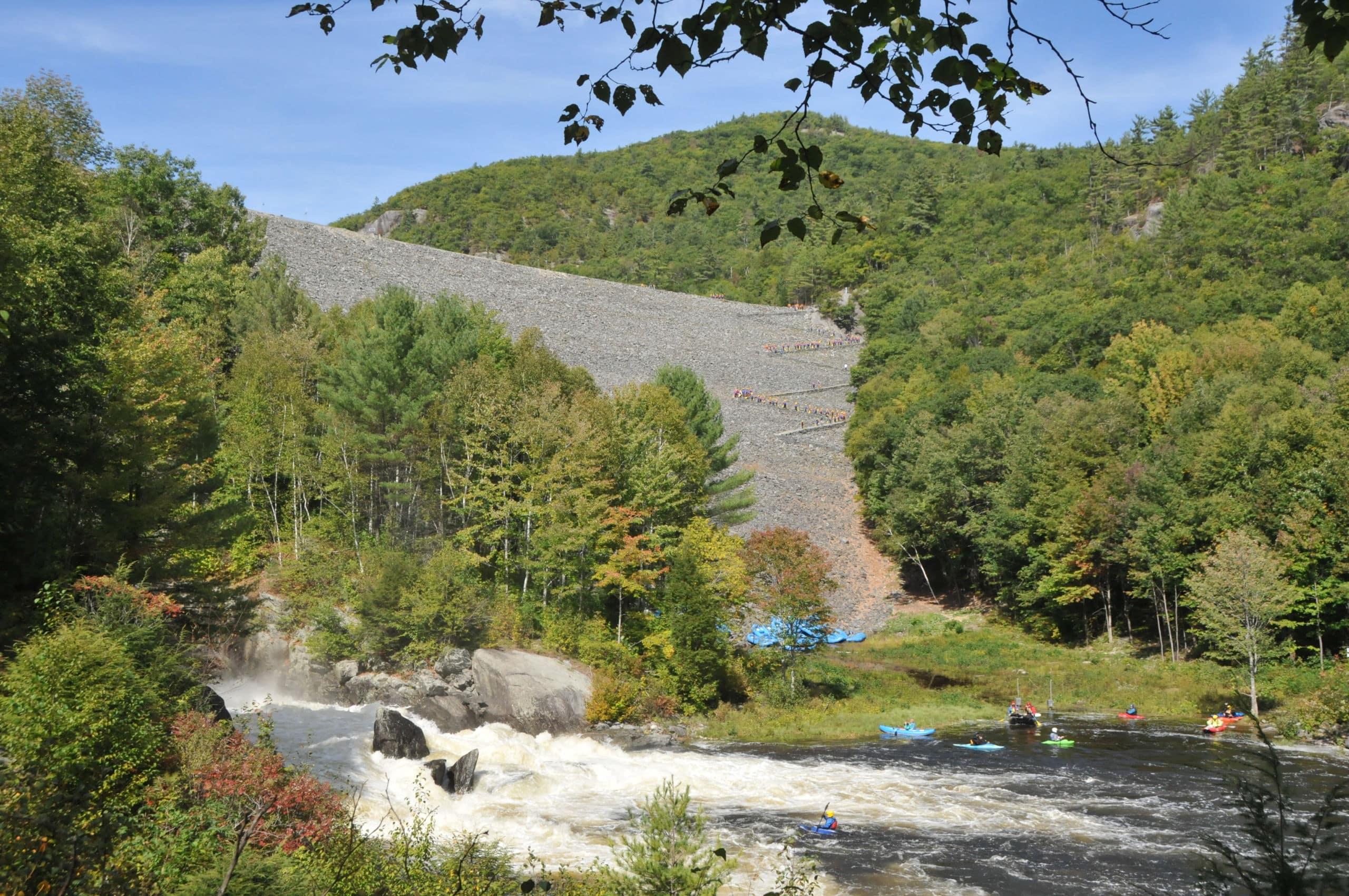 West River Dam